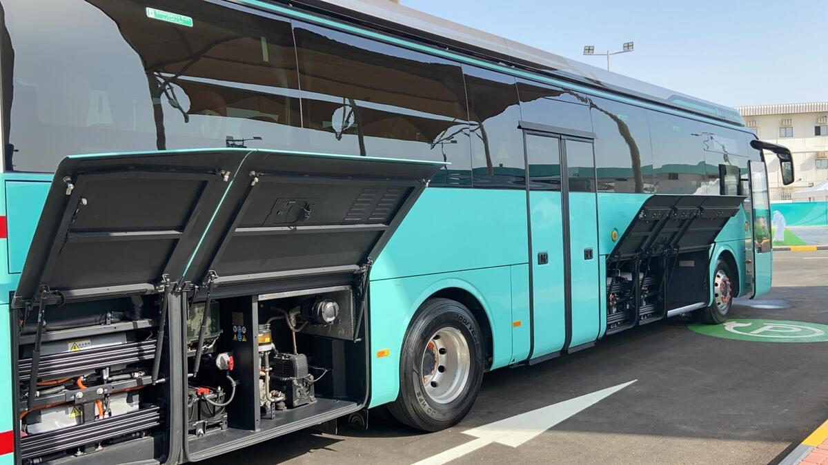 Guru Yutong Bus Launch